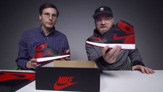 This Unboxing Of Every Air Jordan Released During MJ's Career Is A Sneakerhead's Dream