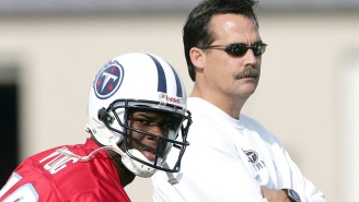 Vince Young Trashes His Former Coach Jeff Fisher, Says He Is 'Going To Expose His Ass'