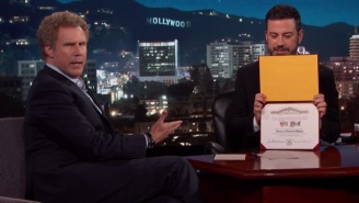 Will Ferrell's Explanation For Why He Ended His USC Speech With A Whitney Houston Song Is A+