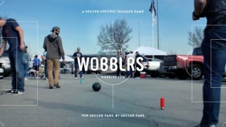 LAST CHANCE: This Is The Perfect Soccer-Based Game For Day Drinking Game And Tailgating