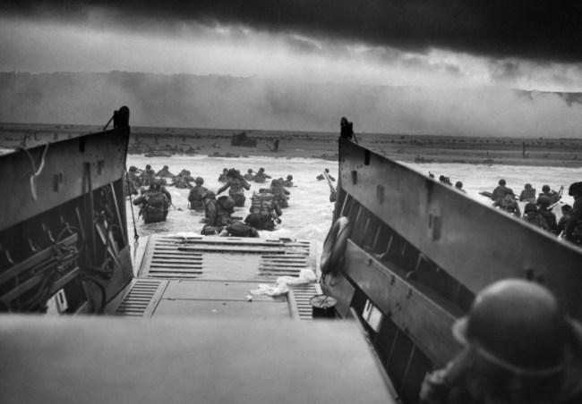 World War II D-Day