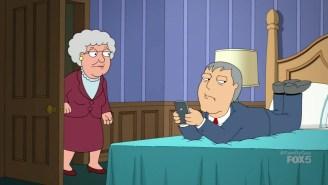 'Family Guy' Made A Wonderful 'In Loving Memory Of Adam West' Supercut