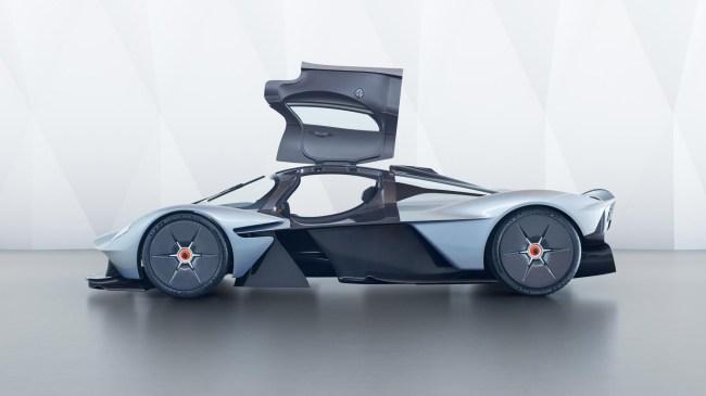 Aston Martin Valkyrie hypercar
