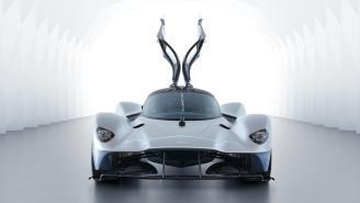 $3 Million Aston Martin Valkyrie Is A Formula 1 Rocket Ship Disguised As A Street-Legal Hypercar