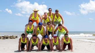 Bro And His 20 Best Friends Do A Photoshoot After Bride Sends A Professional Photographer To The Bachelor Party