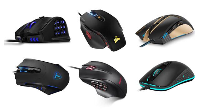 best gaming mice under 100