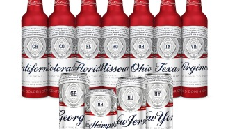 Budweiser Debuts State Packaging To Celebrate The 11 States Where Budweiser Is Brewed