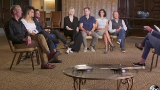 'Game Of Thrones' Cast Members Discuss Who They Think Will End Up On The Iron Throne