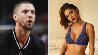 Surprise, Surprise: Chandler Parsons Is Now Linked To Prized UFC Ring Girl Arianny Celeste