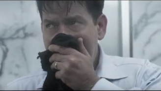 Watch 9/11 Truther Charlie Sheen Star In Less Than Good '9/11' Trailer
