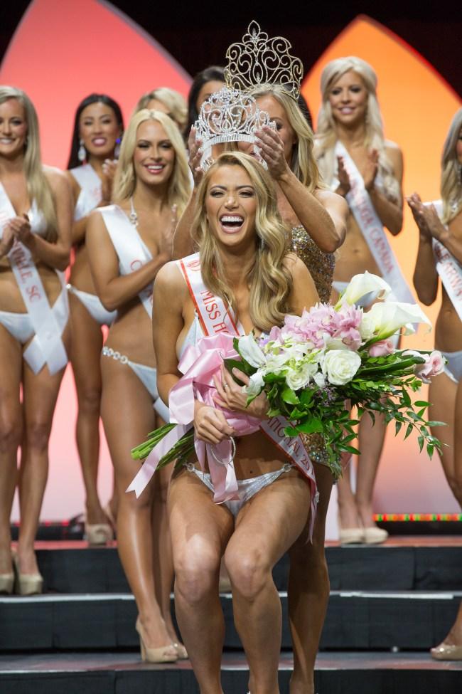 Chelsea Morgensen 2017 Miss Hooters International