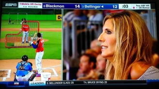 Cody Bellinger's Mom Jennifer Ended Up Being The Real Winner Of The 2017 MLB Home Run Derby