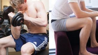 Two Londoners Claim They Invented 'The Only Underwear Your Balls Deserve' And Call It 'The JoeyPouch'