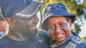 Dez Bryant Made A Little Boy's Birthday After He Cried Meeting His Hero, Is All The Feels