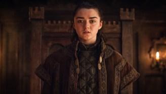 'Game Of Thrones' Star Maisie Williams Adds Tom Hanks And Anthony Joshua To Arya Stark's Kill List