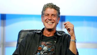9 Surprising Things You Didn't Know About Anthony Bourdain