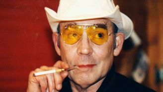 Hunter S. Thompson Wrote An Amazing Note To The Colts After They Asked For $30 Million To Draft Peyton Manning