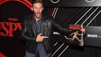 Julian Edelman Received An Apology From His College English Teacher 11 Years Later