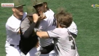 Concussion From Bryce Harper Brawl Could End Giants' Michael Morse's Career