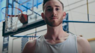 More Good News For Boston Fans: Gordon Hayward Is Now Doing Light Shooting Drills With No Cast