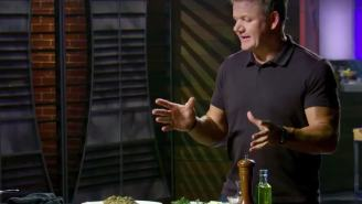 Impress The Ladies By Learning How To Make Gordon Ramsay's 'Perfect Steak' With Cognac Flambé