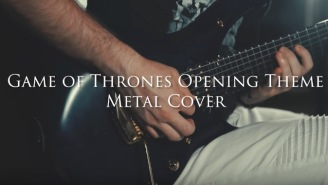 Heavy Metal Cover Of The 'Game Of Thrones' Theme Song Is Your New Rock Anthem