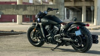 Indian Motorcycle Unveils 2018 Scout Bobber That Looks Like A Badass Bike