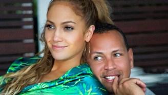 Jennifer Lopez Broke Out Her Thong Bikini To Take Advantage Of The Tropical Miami Weather
