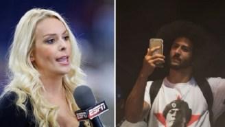 Former ESPNer Britt McHenry Blasts Colin Kaepernick For Protesting Independence Day