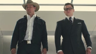 New 'Kingsman: The Golden Circle' Trailer Just Dropped And It Features A Badass 'Merican Channing Tatum