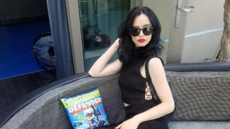 Krysten Ritter, AKA Jessica Jones, Was The Best Thing About 'The Defenders' At Comic-Con