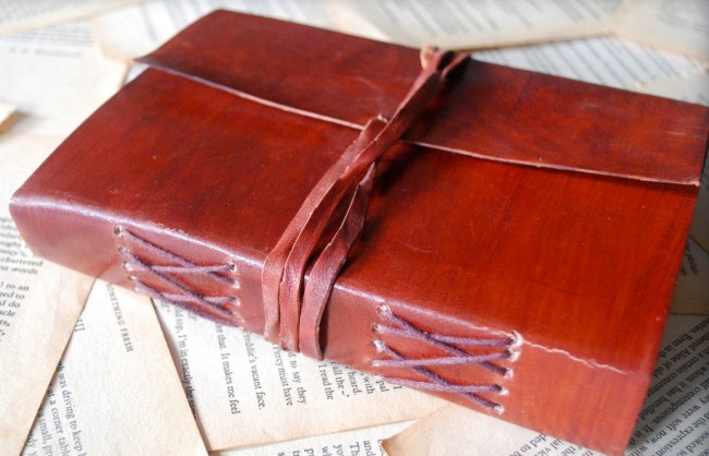 Leather Journal Sale