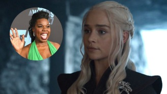 SNL's Leslie Jones' Live-Tweeting Of 'Game Of Thrones' Might Be Better Than The Show Itself