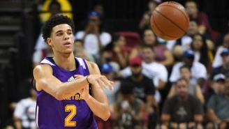 Lakers Fans Trash Lonzo Ball After He Said LeBron James Is Better Than Kobe Bryant