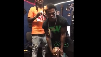 Rapper Boogotti Kasino Posts Video On Instagram Asking Cowboys' Lucky Whitehead To Pay $20k Ransom For Kidnapped Dog