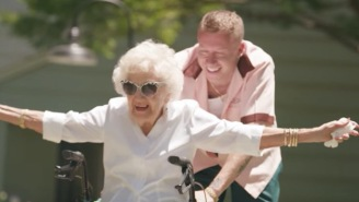 Macklemore Surprised His Grandma With The Best 100th Birthday Ever And Turned It Into A Music Video