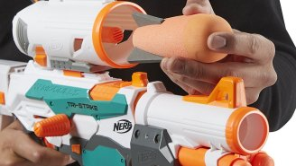Nerf Guns Get The Prime Day Treatment With Huge Discounts On Some Of The Sweetest Shooters Ever