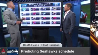 NFL Network Spent A Whole Segment Predicting The WRONG Seahawks Schedule, Got Roasted On Twitter