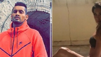 The Father Of Tennis Star Chelsea Samways Wants To 'Knock Out' Nick Kyrgios For Partying With His Daughter