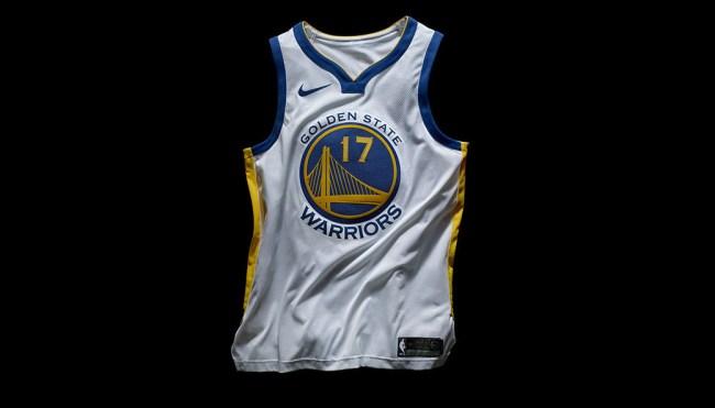 nike new nba uniforms fan design