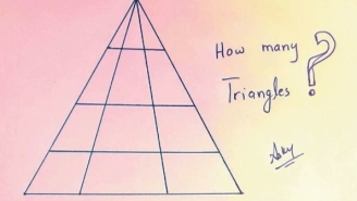 This Basic Geometry Question Is Driving The Internet Insane