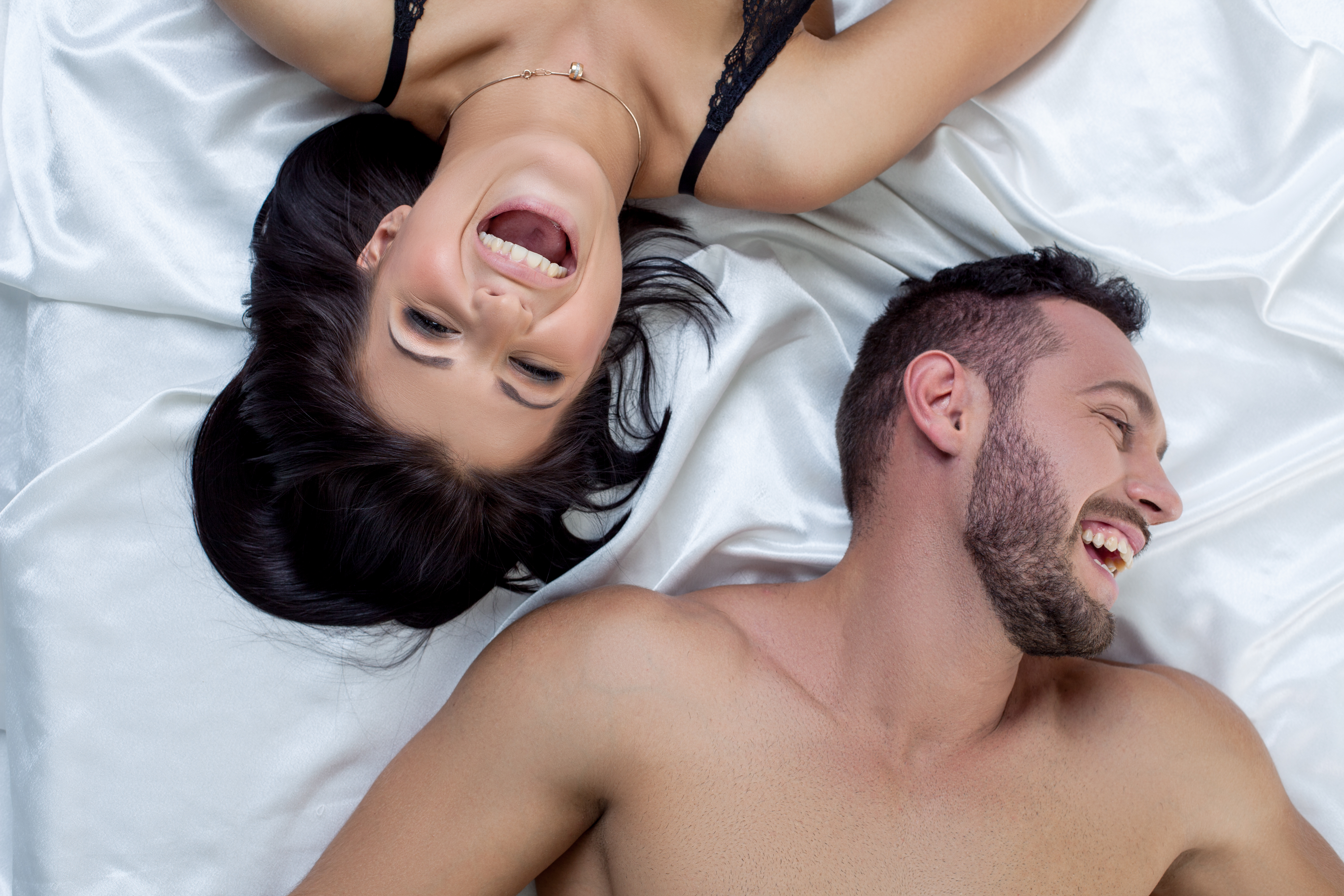 Women Reveal Their Not So Subtle Clues They Give Their Men To Tell Them They Want To Have Sex
