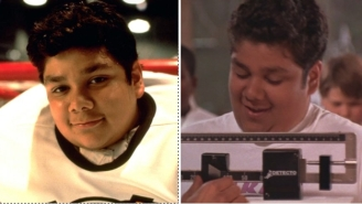 Remember Goldberg From 'Mighty Ducks'? Yeah, Well He's Not Doing So Hot