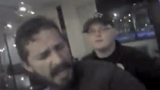 Shia LaBeouf Was Arrested After Someone Denied Him A Cigarette And The Insane Body Cam Footage Has Been Released