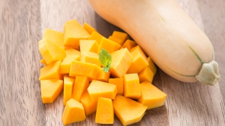 Dude Live Tweets Some Customer Having A Meltdown Over Butternut Squash Not Being Cubed Cheese