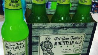 There's A New, Boozy 'Not Your Father's' Flavor That Tastes Just Like Mountain Dew