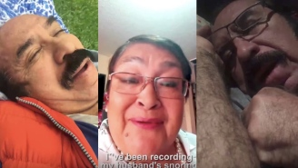 Woman Records Her Husband Snoring For 4 Years, Remixes It Into 'Despacito', Breaks The Internet