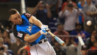 The Spanish Call Of Aaron Judge's Redonkulous Home Run Derby Barrage Is Absolutely Tremendous