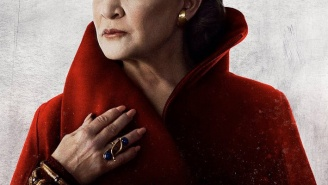 New 'Star Wars: The Last Jedi' Character Posters, Pics From The Film's Instagram Are SO Badass
