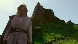 WATCH Awesome Behind-The-Scenes Video For 'Star Wars: The Last Jedi' That Will Get You Hyped